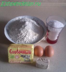 Рецепт булочек из теста утопленник