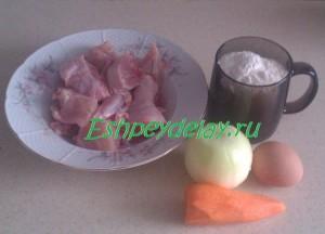 Рецепт супа с домашней лапшой и курицей