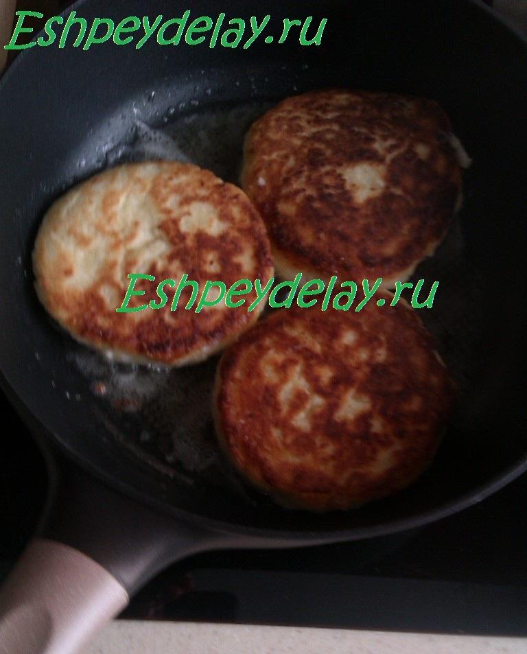 рецепт сырников из творога в духовке видео рецепт
