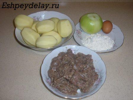 рецепт драников с мясом