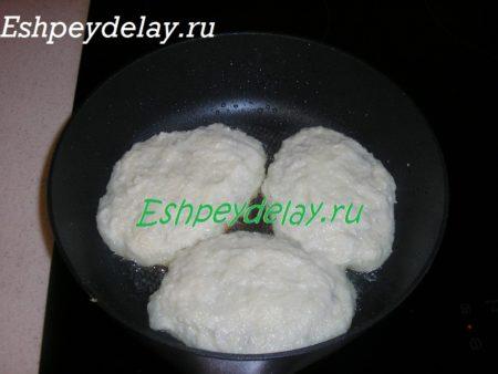 рецепт колдунов из картошки