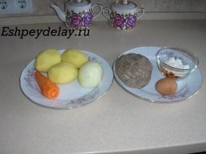 рецепт супа с фрикадельками и клецками