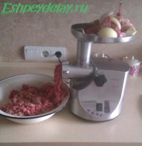 мясо для домашних пельменей