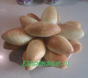 пирожки с капустой