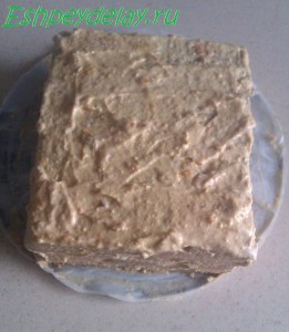 печенье с кремом