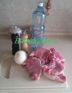 рецепт антрекот на гриле