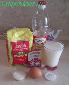 рецепт оладьев из дрожжевого теста