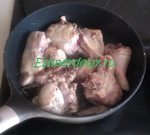 курица для гиблиджи