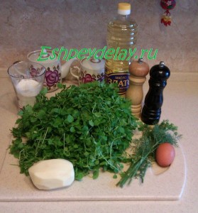 рецепт оладьев из мокрицы
