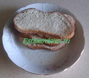 хлеб для котлет из трески