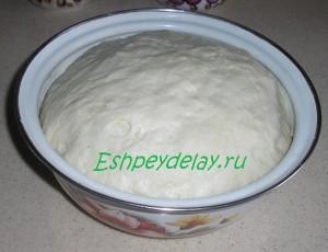 тесто для итальянского печенья