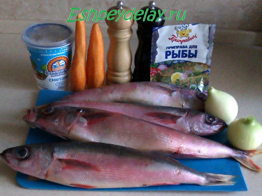 Что за рыба красноглазка
