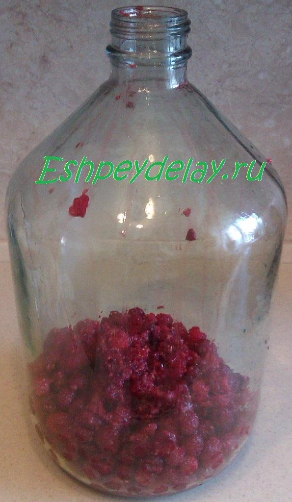 Сделать вино из брусники в домашних условиях 170