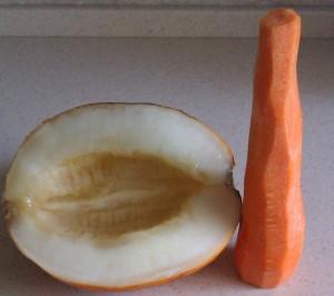 Рецепт смузи из дыни с морковью