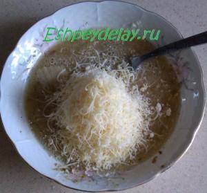 заливка для кеты с сыром
