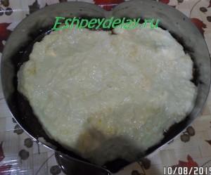 скремовый слой торта