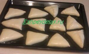 пирожки с калиной в духовке