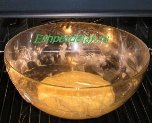 тесто для сахарного пирога
