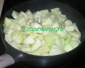 патиссоны на сковороде