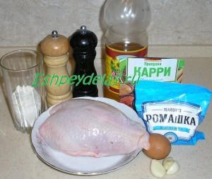 Рецепт котлет рубленных из куриной грудки