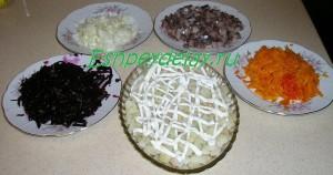 Селедка под шубой пошаговый рецепт