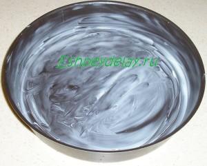 смазанная маслом форма для запекания