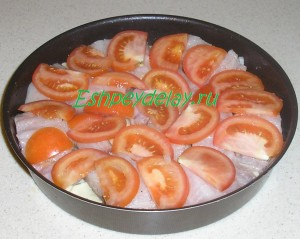помидор на терпуге для запекания в духовке
