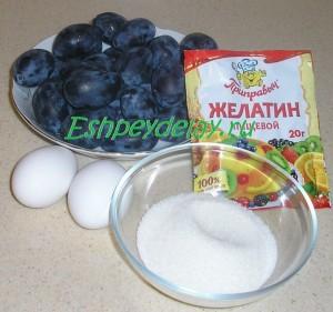 Рецепт самбука из слив