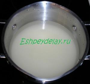 сироп для ликера с калиной