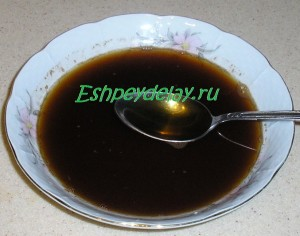 кофе с коньяком в блюдце