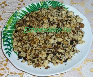 обжареные грецкие орехи