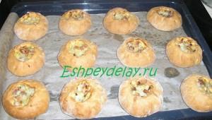 пирожки с мясом по татарски