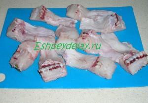 мясо налима