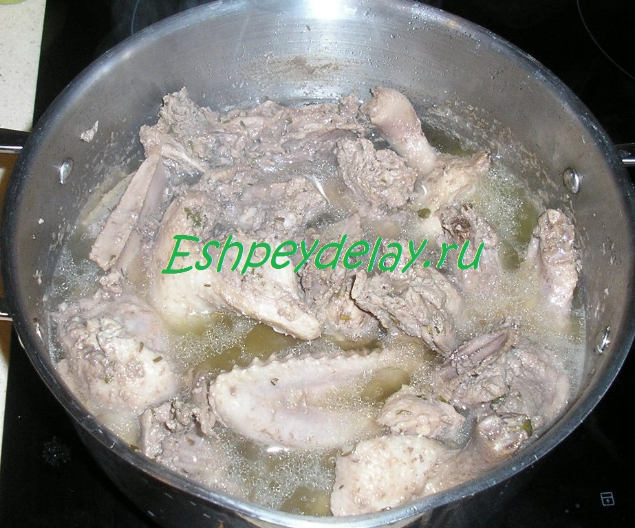 Рецепты для кусочков утки на сковороде
