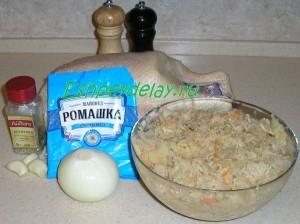 Рецепт фаршированного гуся в духовке