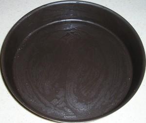 форма для выпечки смазаная маслом