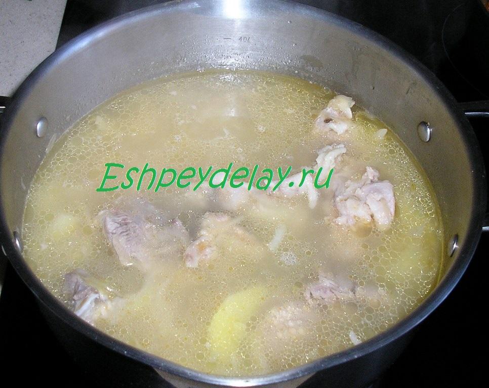 Щи как готовить с пошагово