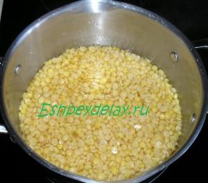 как приготовить гороховую кашу
