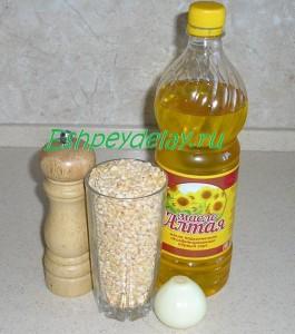 рецепт горошницы