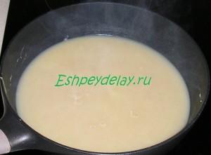 подливка для ежиков с рисом