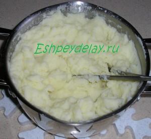 как приготовить картофельное пюре с молоком