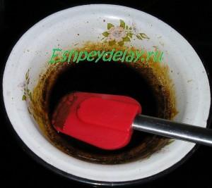 жженый сахар