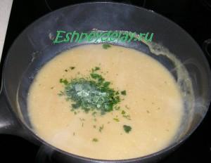 соус для куриных грудок в кефире