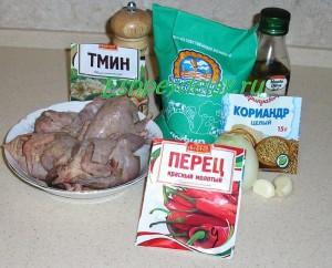 Рецепт перепелов в духовке