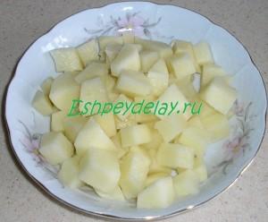 картошка для машхурды