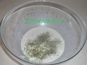 прованские травы в молоке