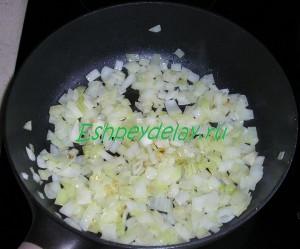 лук обжаренный на оливковом масле