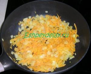лук обжаренный с морковью