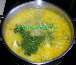 суп из баранины с картошкой