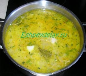 вкусный суп с бараниной и рисом